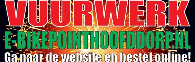 E-BIKEPOINT.NL is hoofdsponsor bij PUTJmm
