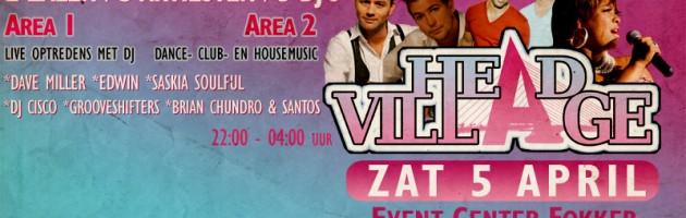 """Nieuw evenement in Hoofddorp: """"HeadVillage"""""""