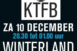 KTFB Winter Edition met GRATIS afterparty