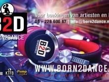 De 1ste Born2Dance Artiestenparade
