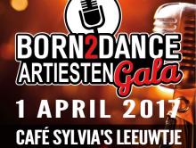 Het 1ste Born2Dance Artiestengala