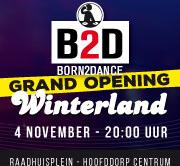 Grand Opening Winterland Hoofddorp