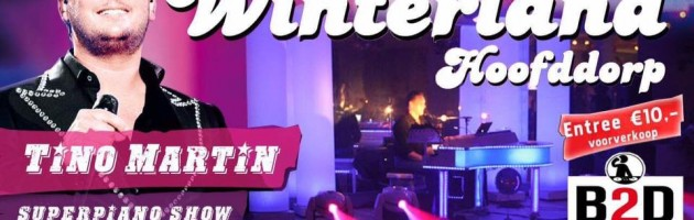 Openingsfeest Winterland Hoofddorp 4-11-2016 aftermovie