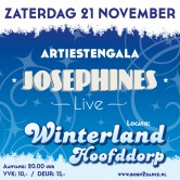 Josephines Live! – Artiestengala