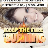 Afterparty Keep The Fire Burning Winter Edition