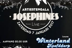 Josephines Live!  – Artiestengala in Winterland Hoofddorp