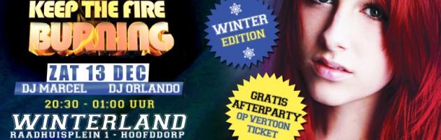 KTFB teruggevraagd op Winterland Hoofddorp