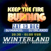 Keep The Fire Burning Winter Edition