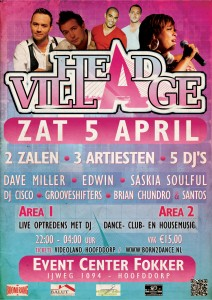 Flyer - Head Village v2