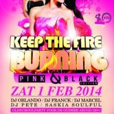 KTFB Pink & Black Edition