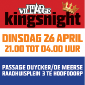 HeadVillage Kingsnight