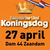 Centrum Bar Live! – Koningsdag 2018