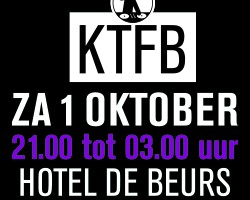 Onze VVK-adressen voor KTFB Black & Purple Edition