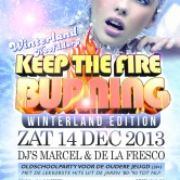Keep The Fire Burning Winterland Edition