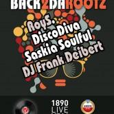1890 Live! – Back 2 Da Rootz
