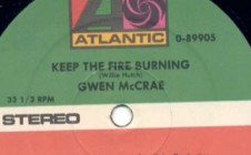 Gwen McCreay – Keep The Fire Burning