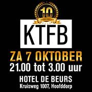 10-Jarig bestaan vieren met 10 DJ's bij KTFB