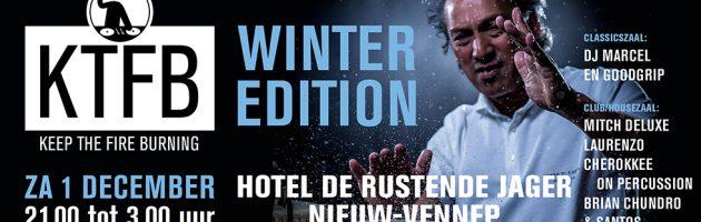 VVK KTFB Winter Edition is begonnen!