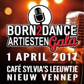 Born2Dance Artiestenparade